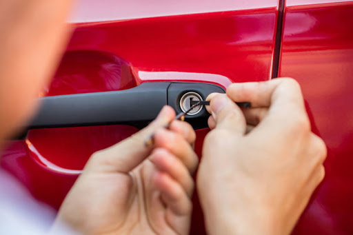 Car Lockout Locksmith Services in North Hollywood